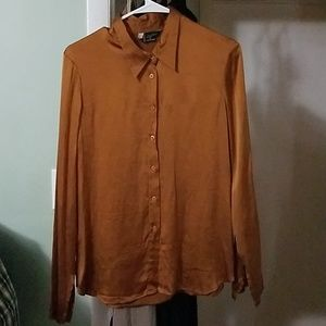 Vintage silk top
